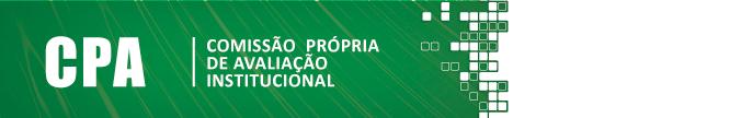 CPA Comissão Propria de avaliação institucional