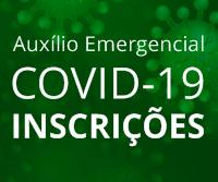 Auxilio Emergencial (Inscrição) (Minibanner)