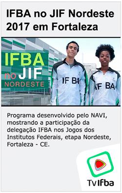 IFBA no JIF