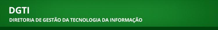 Diretoria de gestão da tecnologia da informação