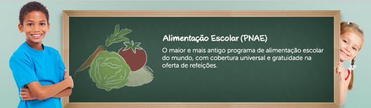 Programa Nacional de Alimentação Escolar no IFBA Eunápolis