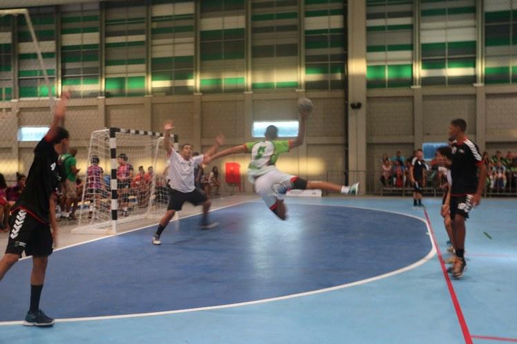 Lance do jogo IFBA x IF Sertão PE