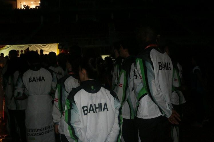 Delegação IFBA