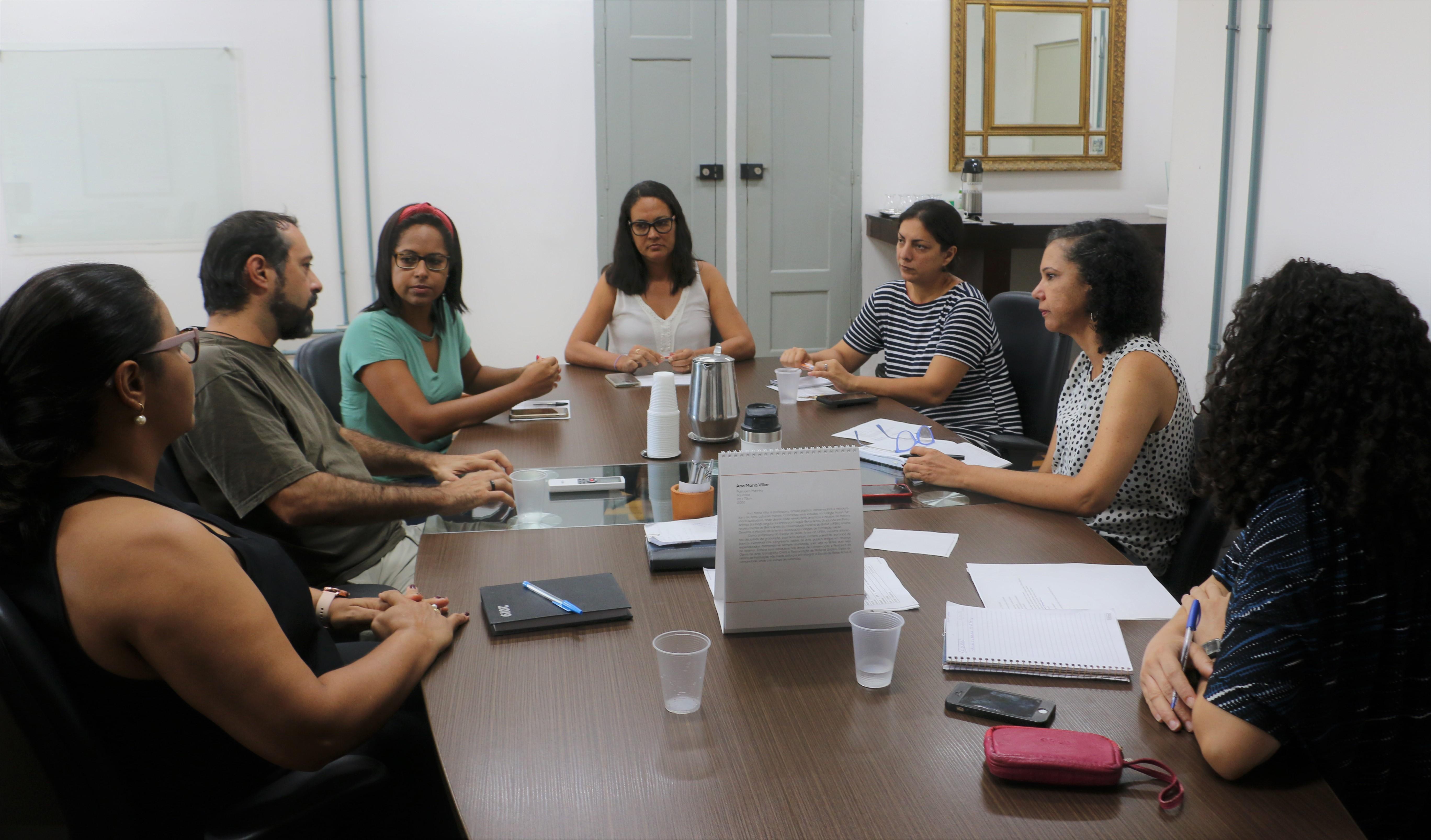 Reunião do Conselho de Ética