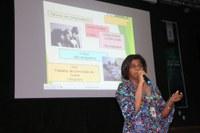 Apresentação do curso de Saneamento no seminário Sieja