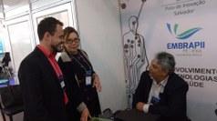 Handerson Leite recebe visita dos representantes da Secretaria de Saúde do Estado da Bahia (Sesab)