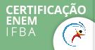 Certificação ENEM IFBA