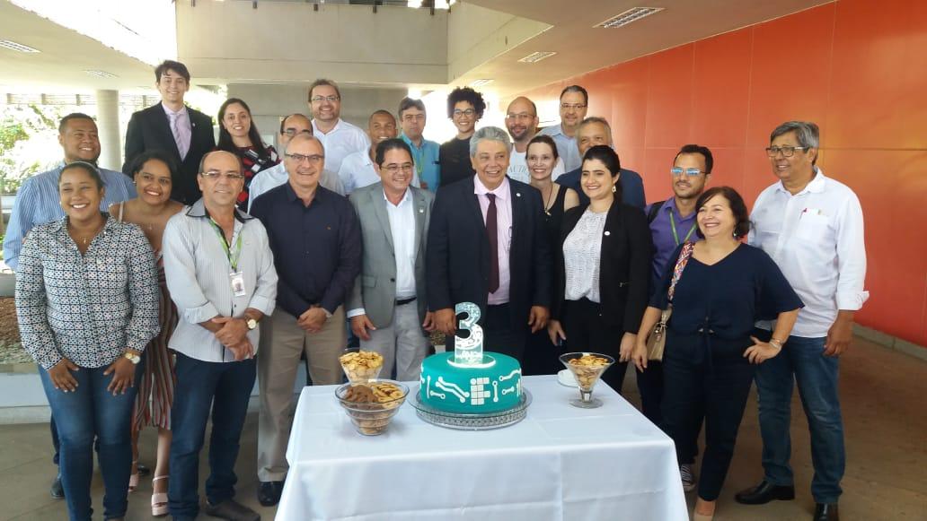 Aniversário do Polo de Inovação Salvador