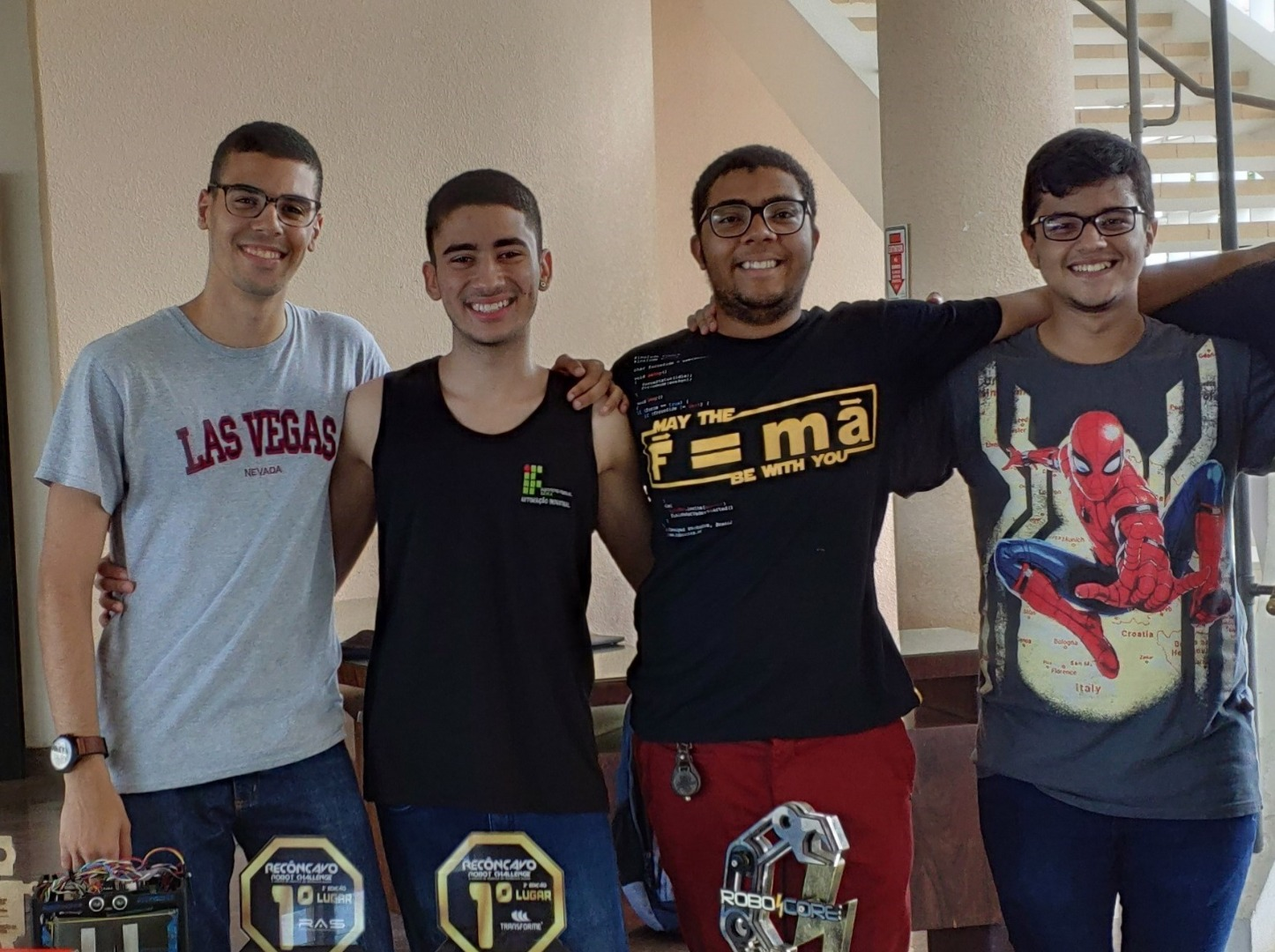 Grupo campus salvador