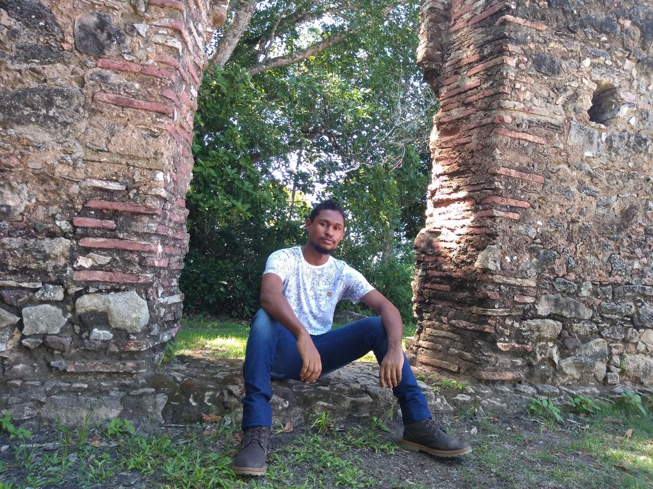 Danilo_ estudante _Geografia_ssa_pibid