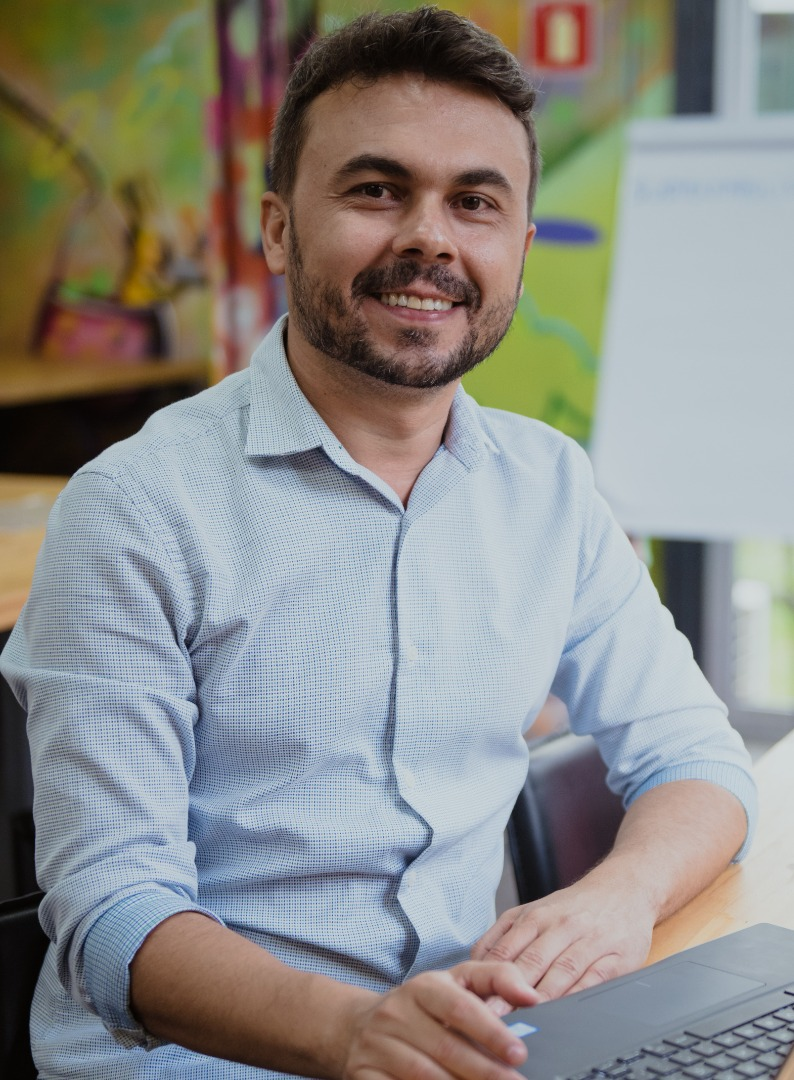 Juliano Lopes_diretor do Polo de Inovação do IFBA