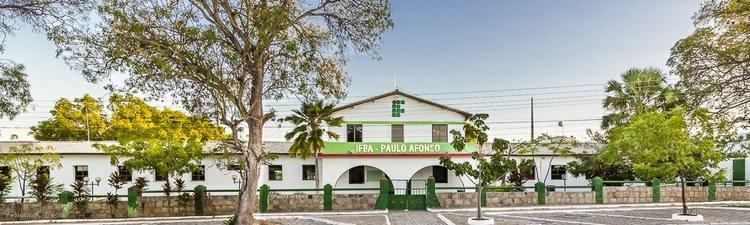 IFBA - Campus de Paulo Afonso
