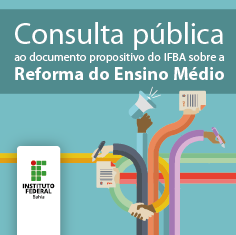 Consulta publica - reforma do ensino medio