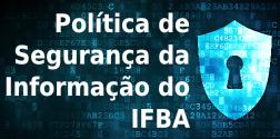 Política de Segurança da Informação do IFBA